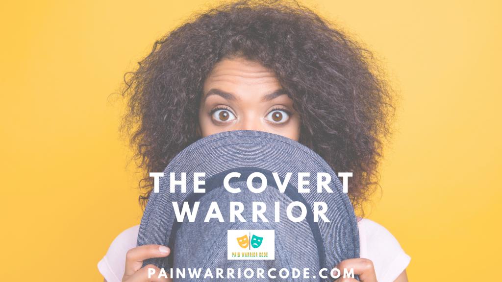 The covert warrior blog banner
