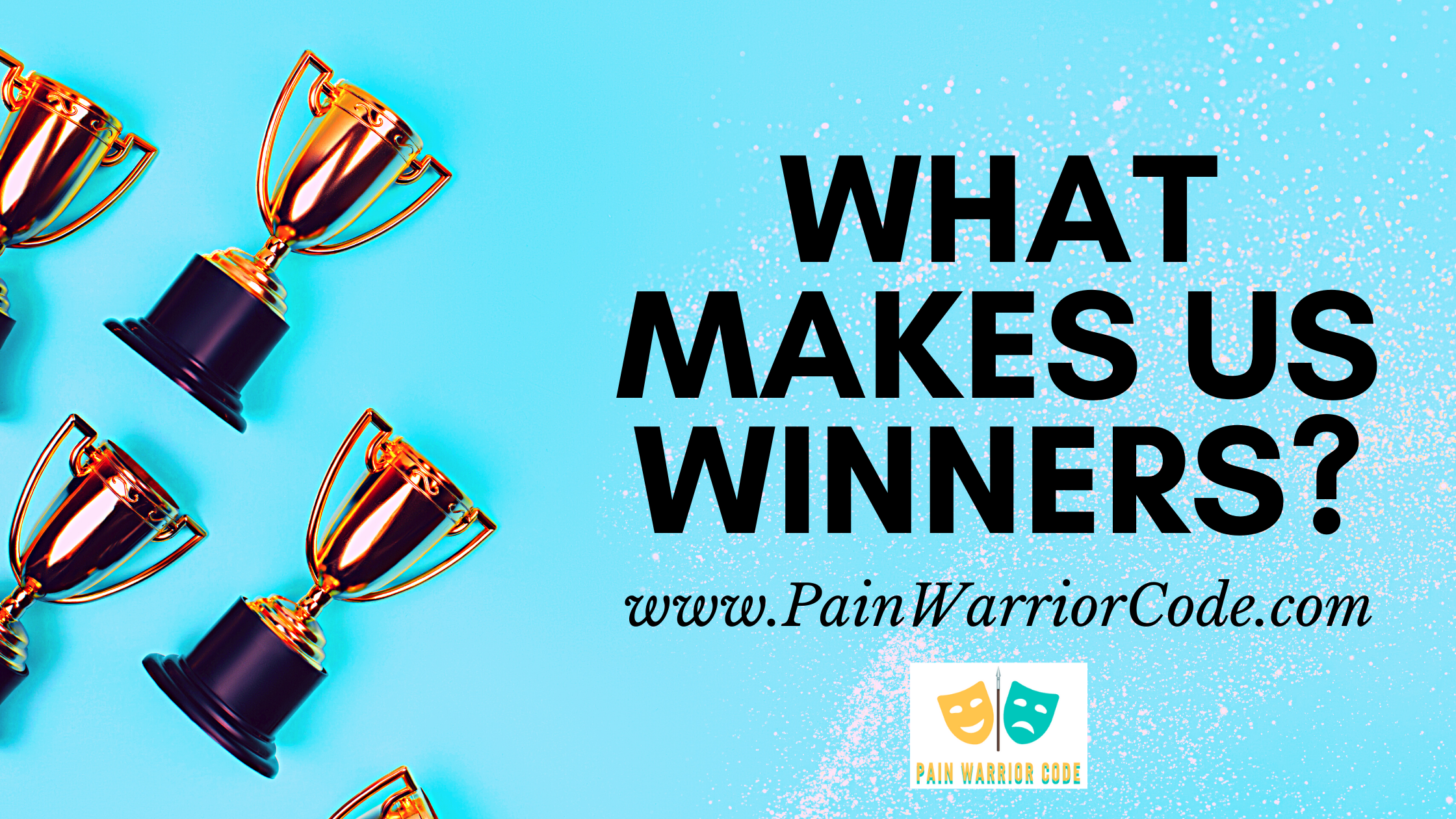 Title header for what makes us winners?